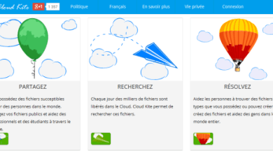 Photo of Cloud Kite: l'encyclopédie collective dans le Cloud