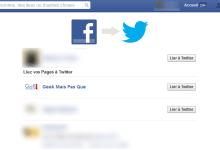 Photo of #Astuce : Lier Facebook et Twitter pour des publications simultanées