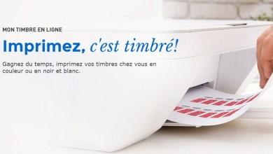 Photo of Avec MonTimbrenLigne de La Poste, imprimez vos timbres en quelques clics