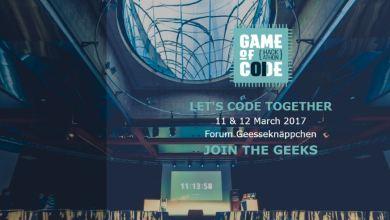 Photo of [#Hackathon] Game Of Code 2017 : Des challenges sur la réalité virtuelle/augmentée et l'opendata à Luxembourg