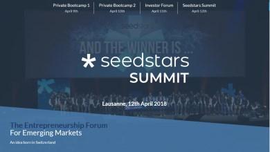 Photo of [#Lausanne] Seedstars Summit : Le forum Tech des startups des pays émergents