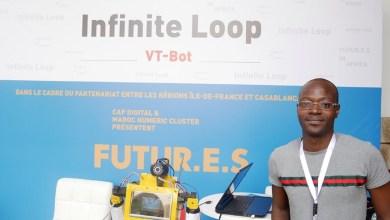 Photo of VT-Bot : le robot enseignant créé par Sam Kodo, inventeur togolais passionné de robotique