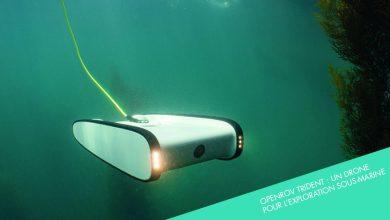 Photo of OpenROV Trident : un drône sous-marin pour explorer les fonds marins