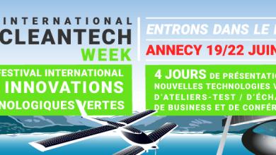 Photo of #ICW : International Cleantech Week, Le Festival International des Innovations Vertes