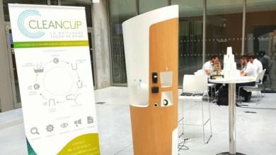 Photo of #Cleantech : CleanCup la fontaine à eau Zero Dechet pour supprimer les gobelets en plastique jetables