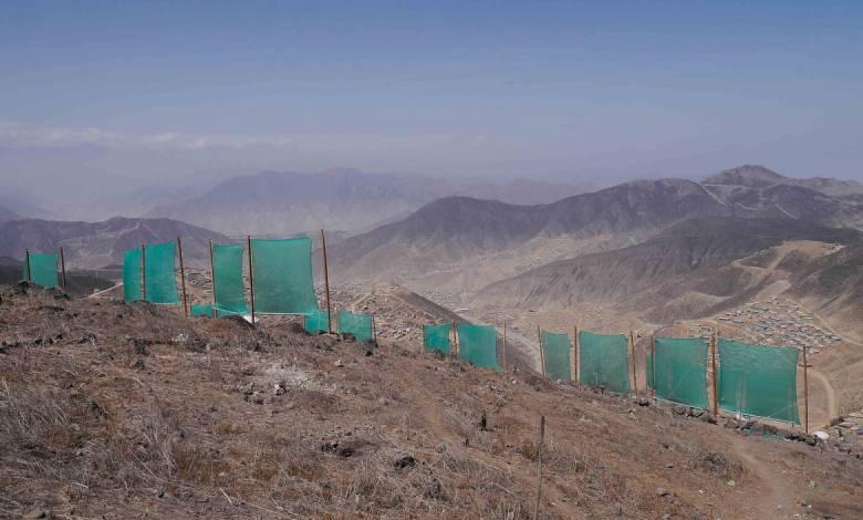 Photo of #LowTech : Des capteurs de brouillard pour produire de l'eau potable en plein désert