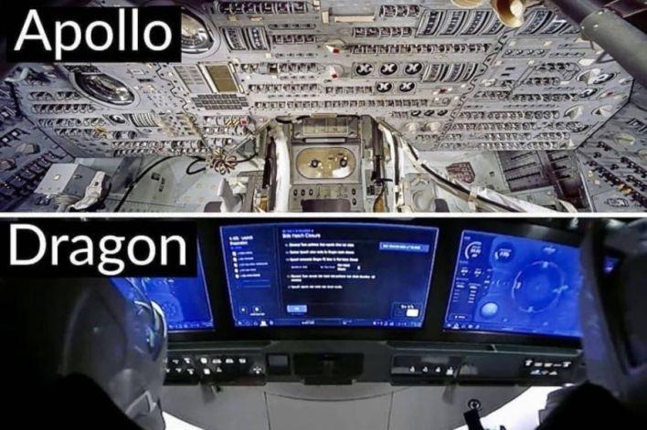 evolution technologies spatiales