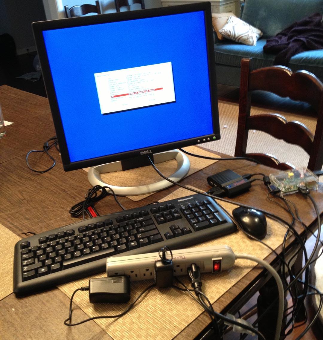Raspberry Pi – Geek Mom Projects