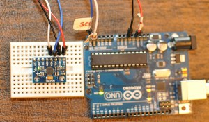 Gyroscopes and Accelerometers on a Chip – Geek Mom Projects