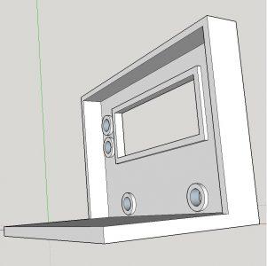 3D Printed Holder