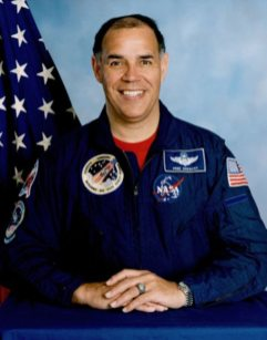 Col. Frederick D. Gregory was the first African-American to command a Space Shuttle Mission