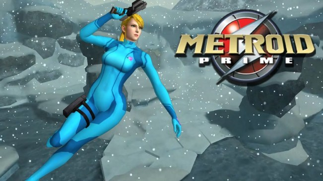 The Metroid Prime series was widely praised and fans are eager for the 4th game. Image from Nintendo.
