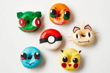 Donuts pokémon