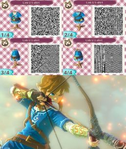Link Animal Crossing