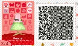 Vestido Animal Crossing
