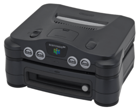 64DD-Attached