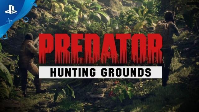 Predator: Hunting Grounds – Un jeu multijoueur asymétrique dévoilé en vidéo