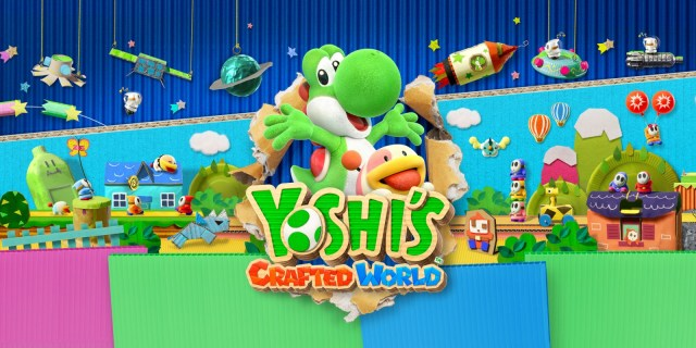 TEST – Yoshi's Crafted World