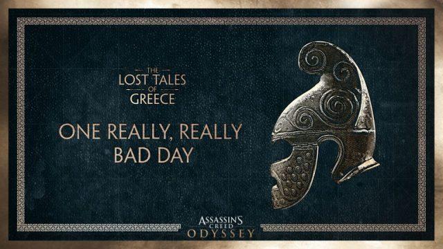 Assassin's Creed Odyssey : Le nouvel épisode des contes perdus de la Grèce arrive