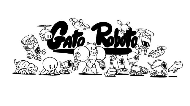 Gato Roboto – Le métroidvania version Miaou est arrivé