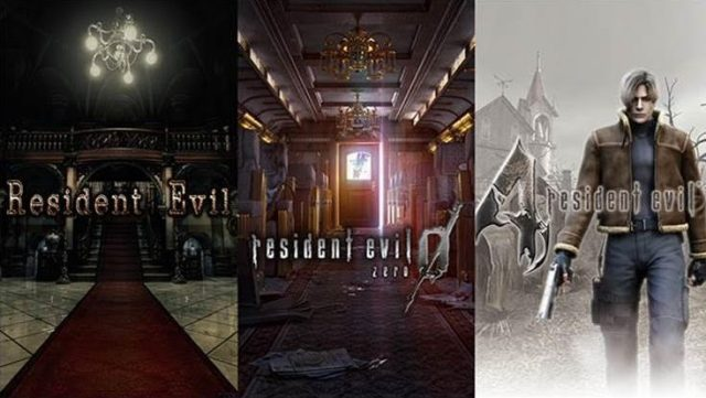 Resident Evil – Trois épisodes débarquent sur la Nintendo Switch