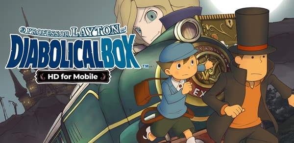 Professeur Layton : Boîte de Pandore HD – Le jeu mobile est disponible dès aujourd'hui