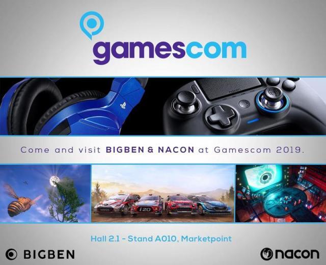 Gamescom 2019 – Le Français BigBen à la Gamescom !