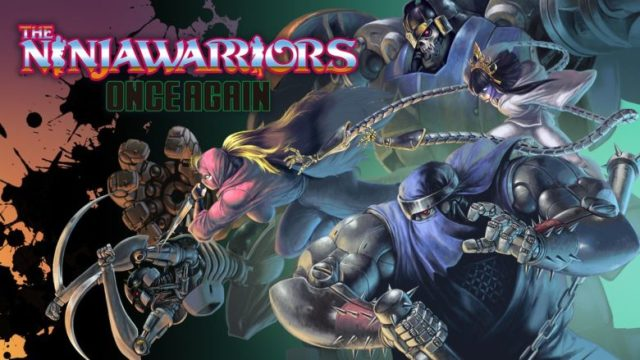 The Ninja Saviors : Returm of the Warriors
