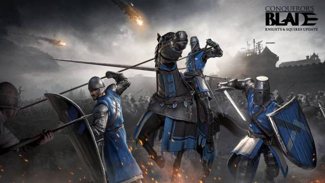 Conqueror's Blade – Mise à jour Knights and Squires