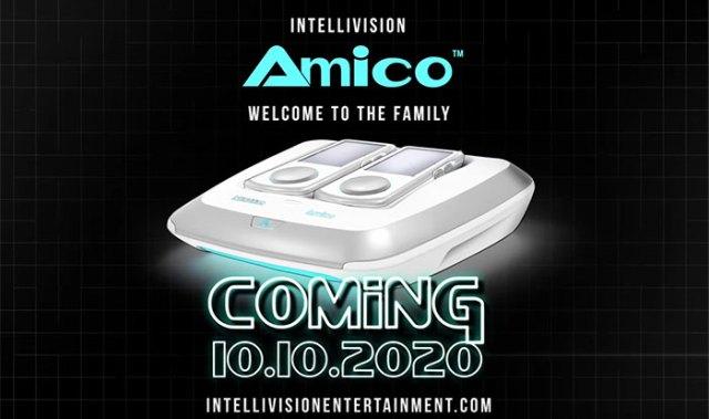 l'Intellivision Amico