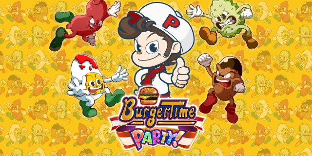TEST – BurgerTime Party !