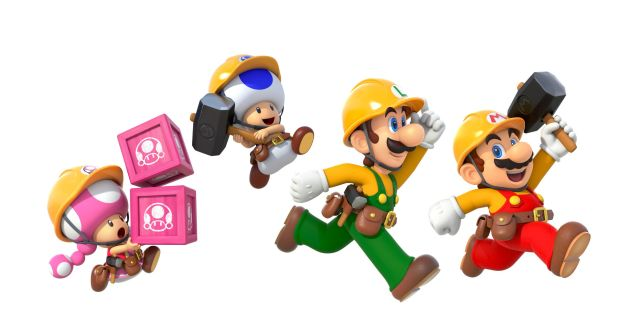 Super Mario Maker 2 – Une nouvelle mise à jour pour jouer avec ses amis