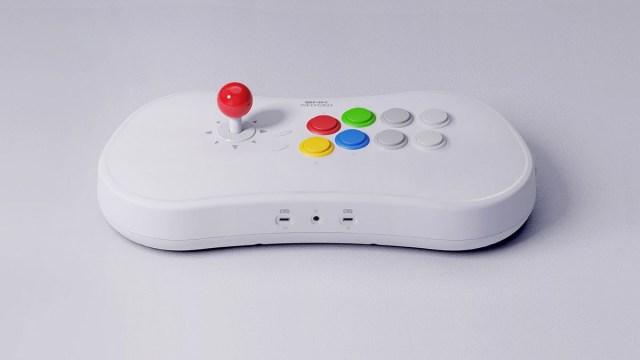 Neo Geo Arcade Stick Pro – Le tout-en-un de SNK