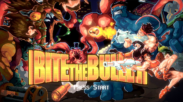 Bite the Bullet – Manger pour devenir plus fort !