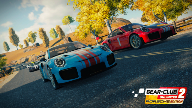 Gear.Club Unlimited 2 Porsche Edition – Faites chauffer la gomme sur la Switch