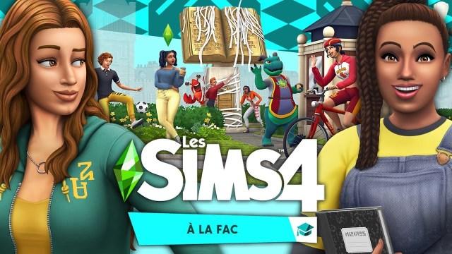 TEST – Les Sims 4 : À la fac