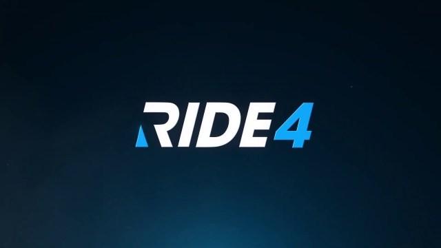 Ride 4 – Officialisé en vidéo