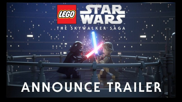 Lego Star Wars – La Saga Skywalker annoncée pour 2020.