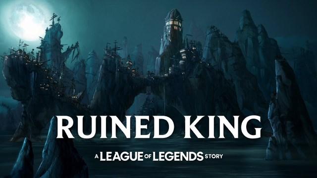 League of Legends – Ruined King, un jeu console à venir !