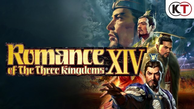Romance of The Three Kingdoms XIV – Partez à la conquête de la Chine sur PC et PlayStation 4 !
