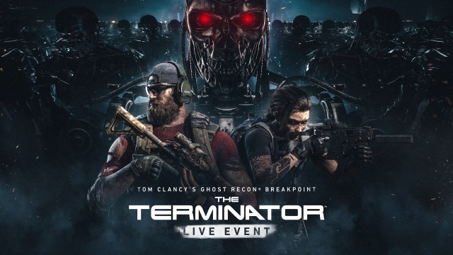 Tom Clancy's Ghost Recon Breakpoint - Terminator