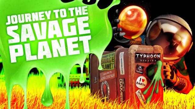 Journey to the Savage Planet – Le jeu est enfin disponible !