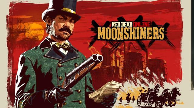 Red Dead Online – Nouveaux vêtements et alcool à foison !