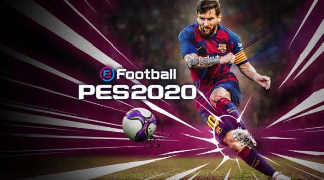 eFootball PES 2020 – Le Data Pack 4.0 est désormais disponible