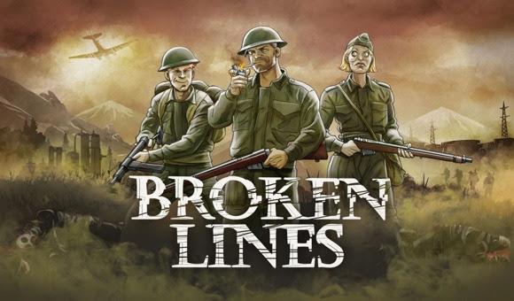 Broken Lines – Date de sortie et nouvelles informations à propos des personnages