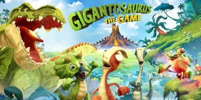 Gigantosaurus – Le jeu est disponible dès maintenant