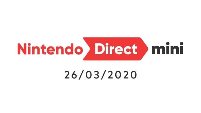 Nintendo Direct Mini – Une pluie de sortie et d'évènements à venir !