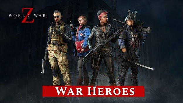 World War Z – Le crossplay entre la Xbox One et le PC est désormais disponible