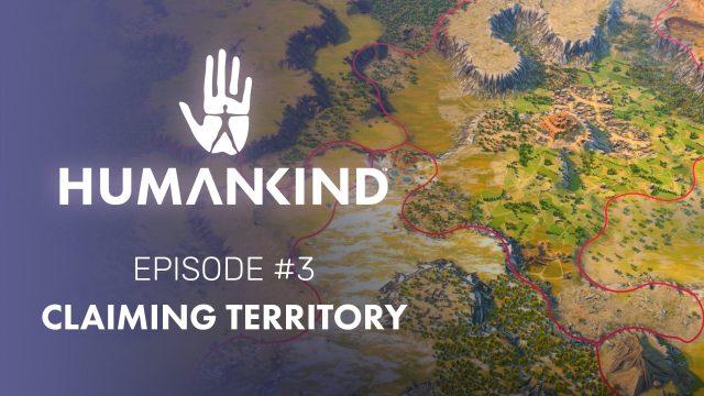 Humankind – Nouvelle vidéo centrée sur la revendication de territoire
