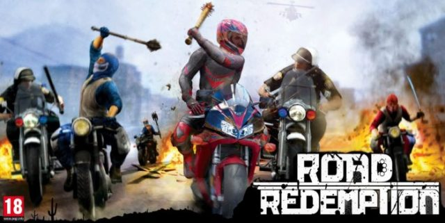 TEST – Road Redemption